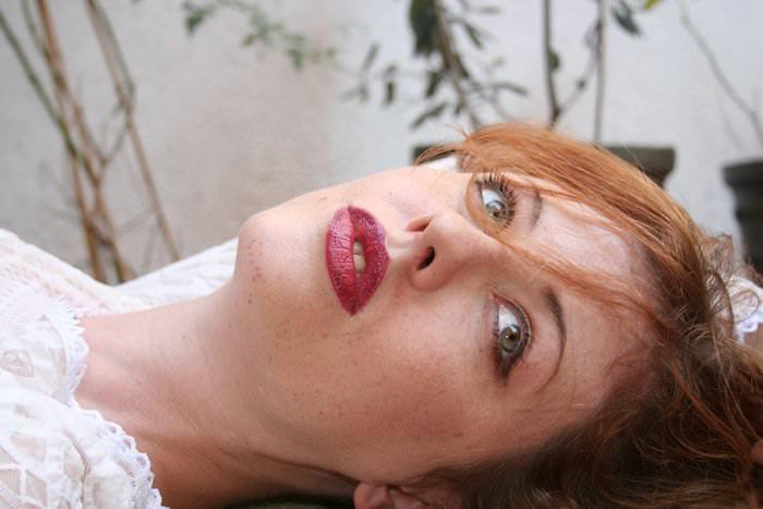 Venus O'Hara Lipstick Fetish