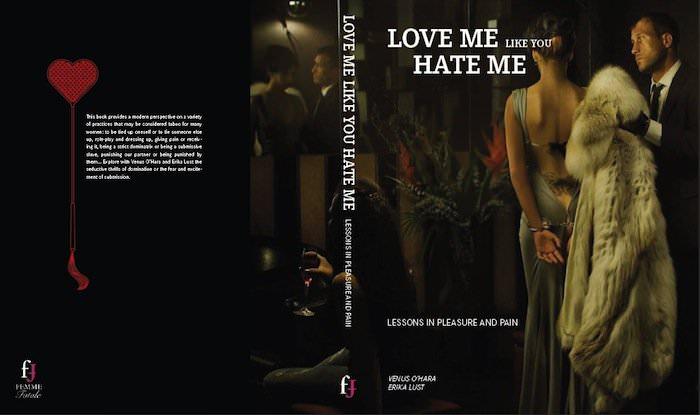 Deséame como si me odiaras – el libro
