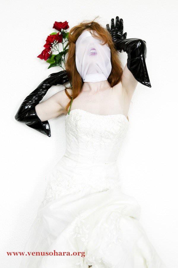 Veil Fetish by Venus O'Hara and Víctor Ag