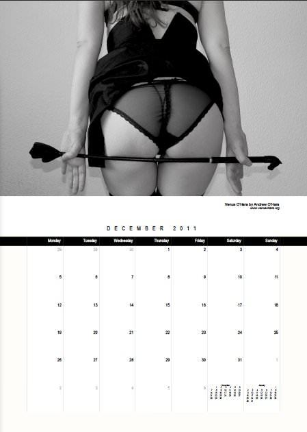 My Experience as a Calendar Girl