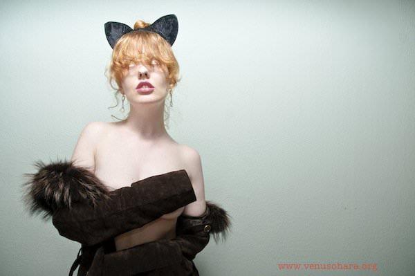Venus O'Hara Feline Fetish