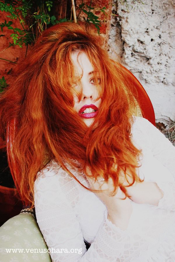 Hot Redhead Venus O'Hara