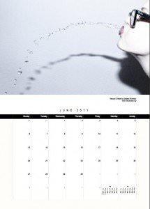 Venus O'Hara Official Calendar 2011