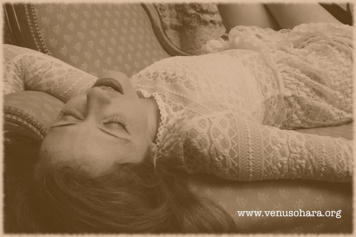 Venus O'Hara Vintage Fetish
