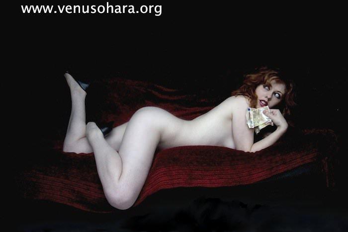 venus o'hara nude