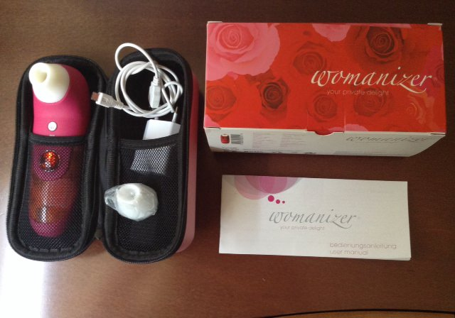 womanizer packaging