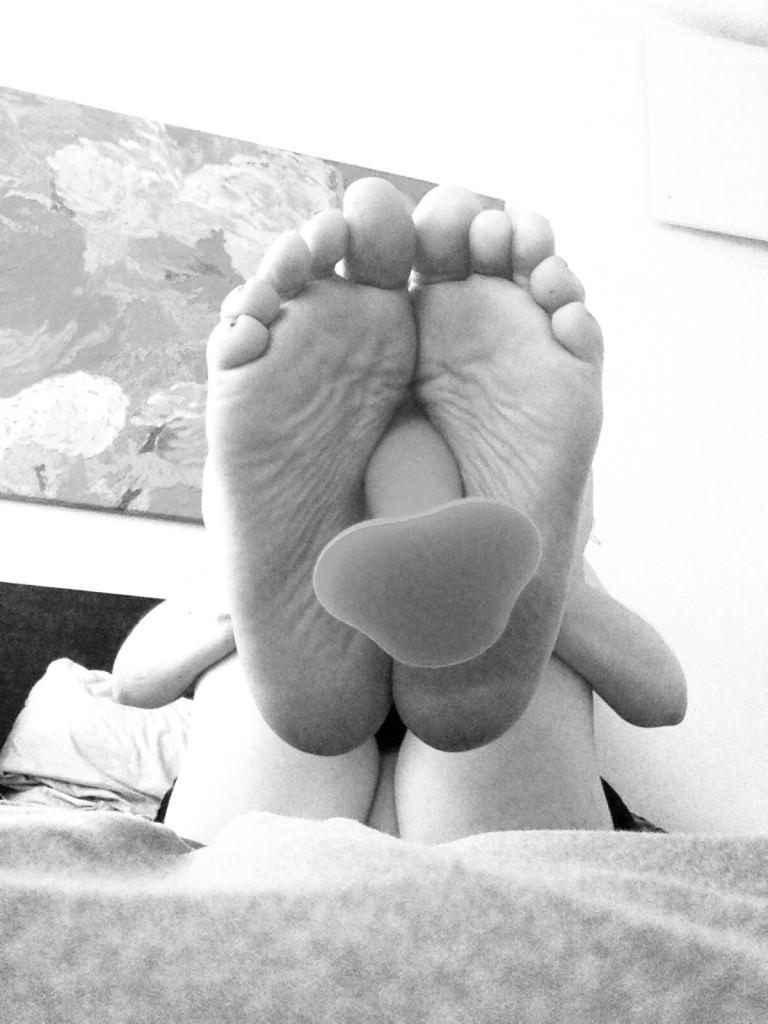 4th hole foot fetish 2