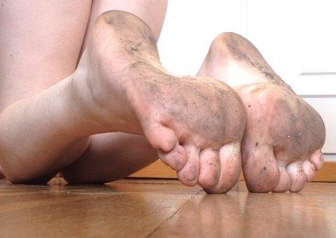 venus o'hara barefoot 26