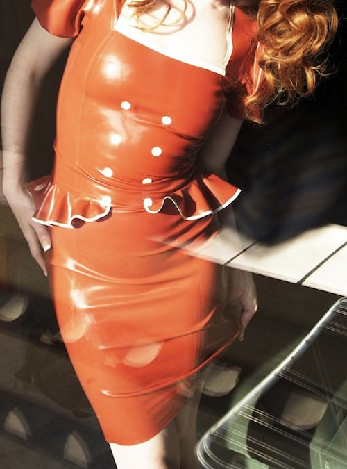 Mad for MadRubb (Latex Fetish)
