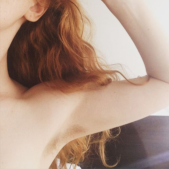 What's Wrong with Hairy Armpits?