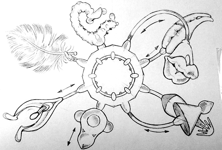 octoring, sex toy, future sex toys, sex toy for couples, toy for couples, sex toys of the future, clitoral stimulator, cock ring, ecological sex toys, avatar sex toys, rechargeable sex toys, vibrators, venusohara, venus o'hara, venusohara.org