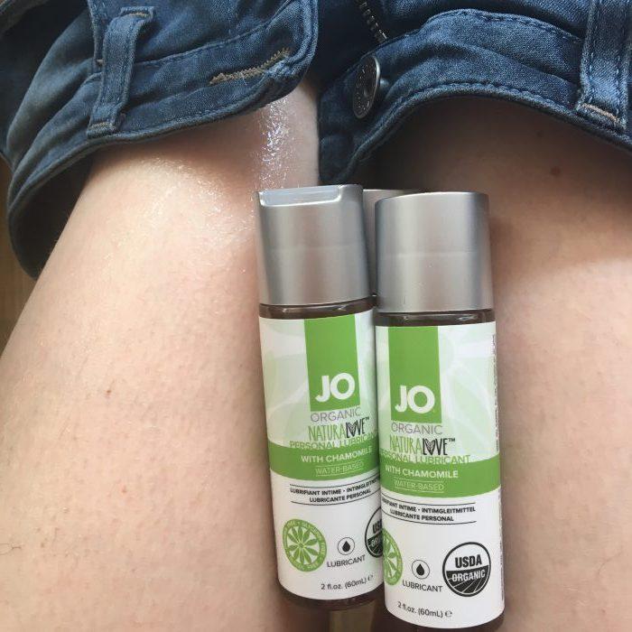 lubricants, system jo organic, jo organic lube, system jo, jo organic, organic lube, Erotic Cosmetics, sex toys review, venusohara, venus o'hara, venusohara.org