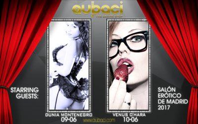 ¿Vienes a verme en el Salón erótico de Madrid?