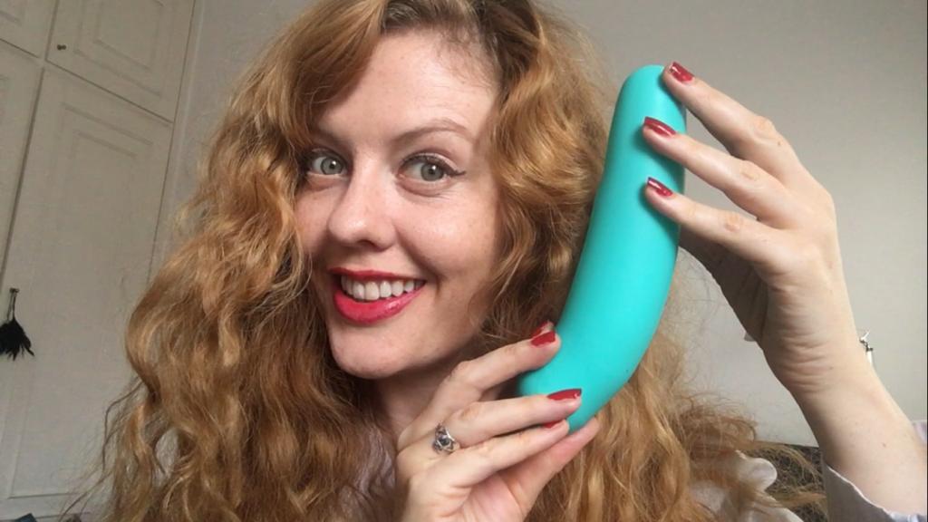 dodil dildo, dildo, sex toy, clitoral stimulation, g spot stimulation, venusohara, venus o'hara, venusohara.org