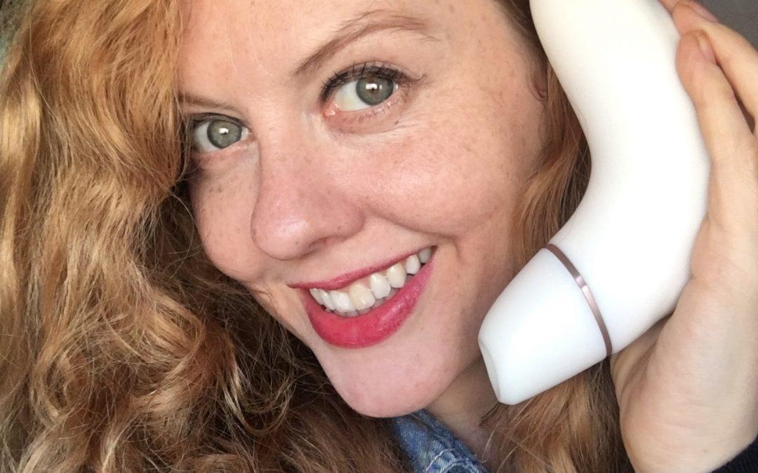 SATISFYER PRO PLUS VIBRATION – Reseña de Venus O'Hara