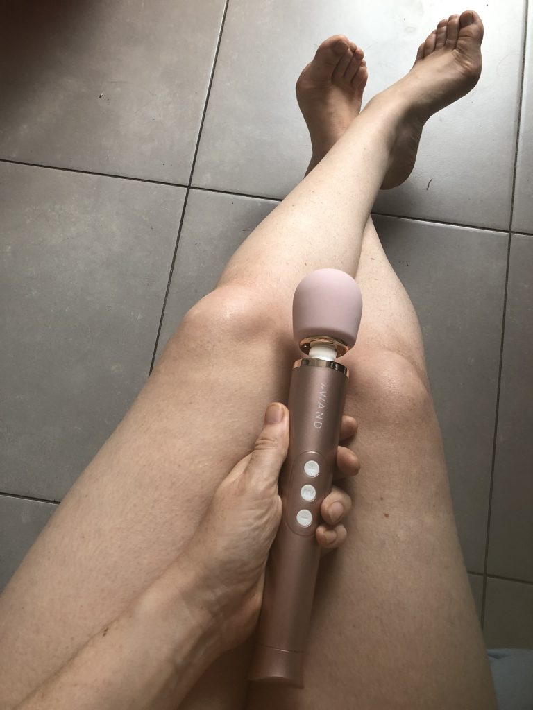 le wand, wand petite, clitoral stimulators, couples sex toy, vibrators, wand massagers, venusohara, venus o'hara, venusohara.org