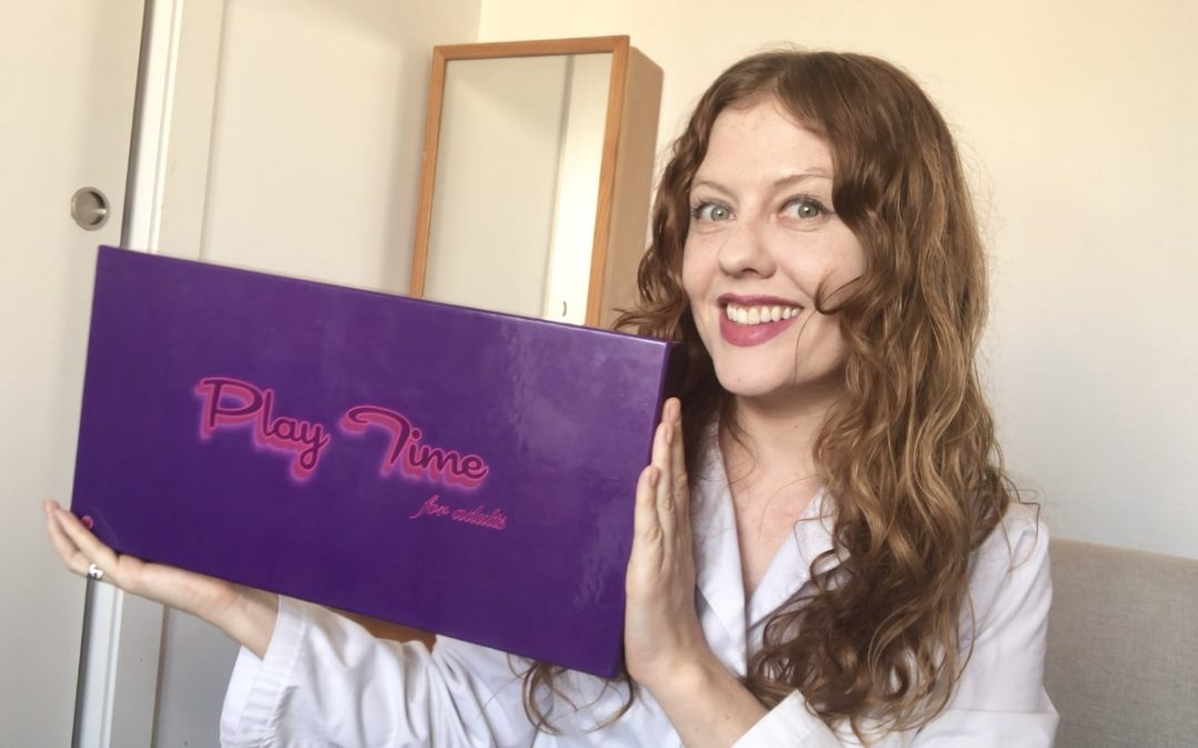 Playtime for Adults – An Erotic Board Game – Review
