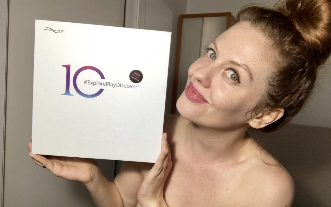Discovery Kit from We-Vibe Review for Babeland