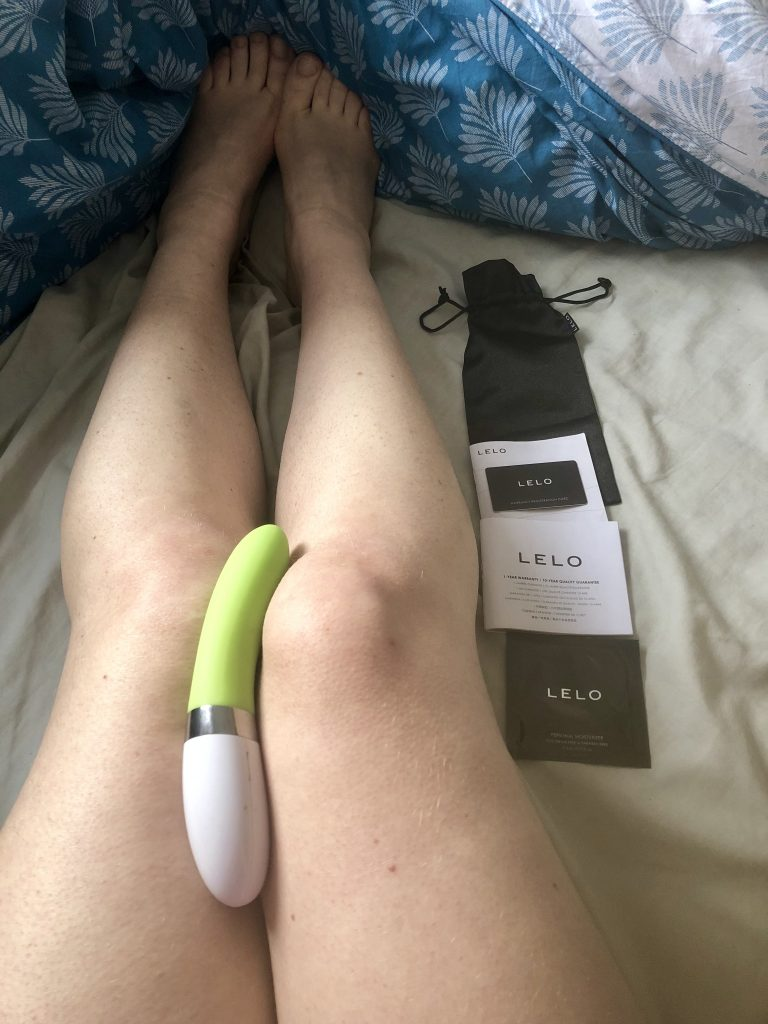 sex toy review, liv 2, 2 from lelo, external stimulation, clitoral stimulation, venusohara, venus o'hara, venusohara.org