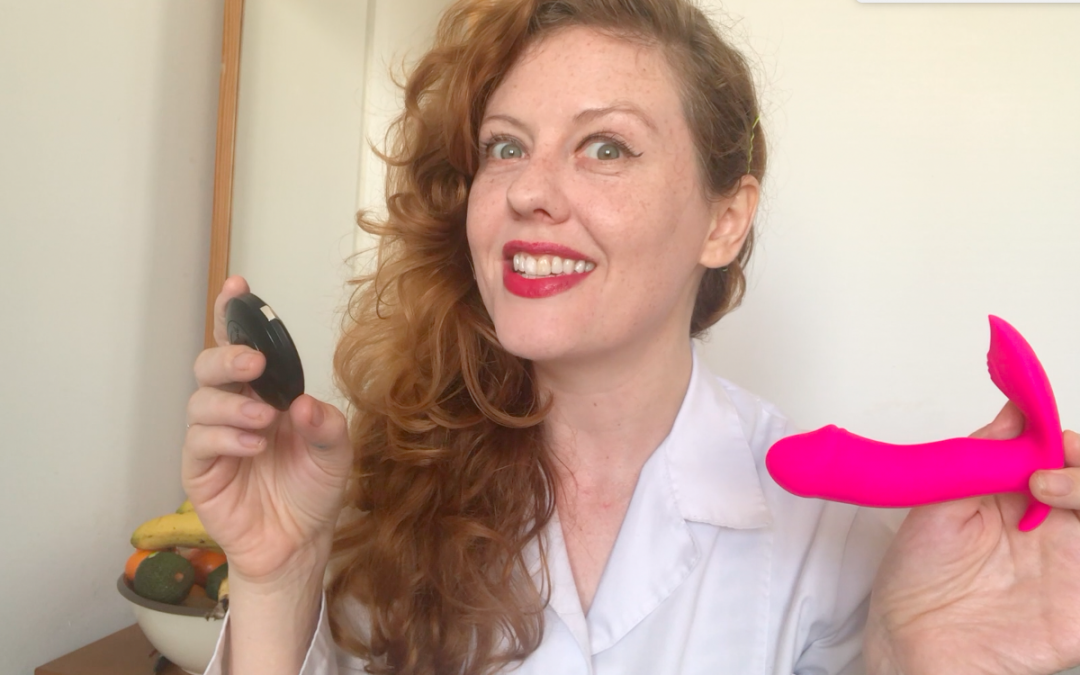 M3 – A wearable G spot stimulator from Feelingirl