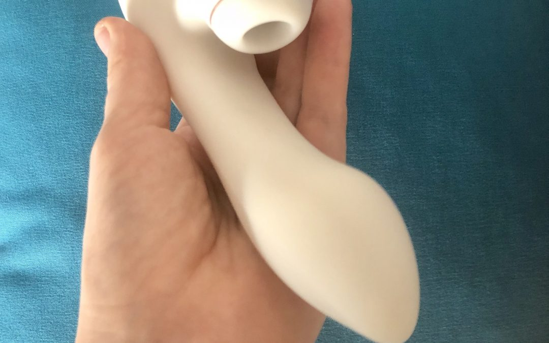 Satisfyer Pro G Spot Rabbit – Sex Toy Review