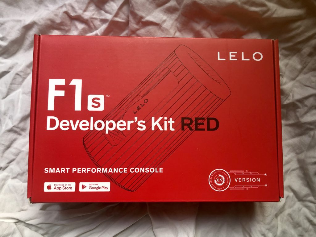 App-controlled Sex Toys, Couples, F1s sex toy, LELO, LELO sex toy for man, sex tech, Male Sex Toys, vibrating male masturbator, Rechargeable, female orgasm, orgasmic lifestyle, venus o'hara