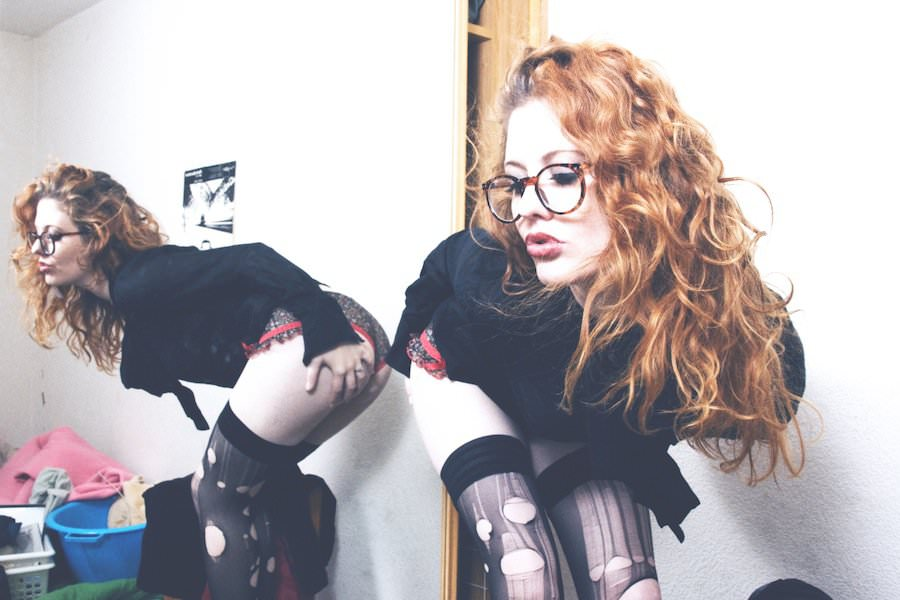 Glasses (Geek Fetish) – Venus O'Hara
