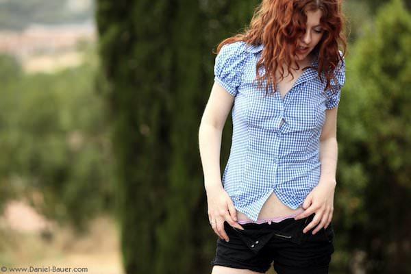 Gingham Venus O'Hara