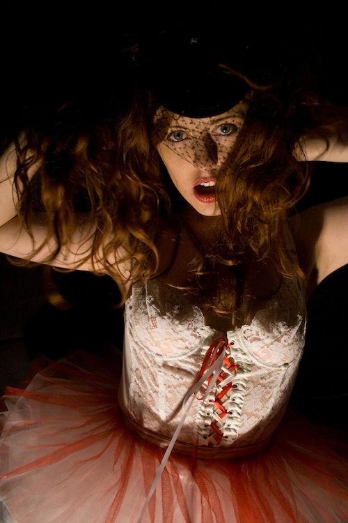 orgasm dress - Venus O'Hara