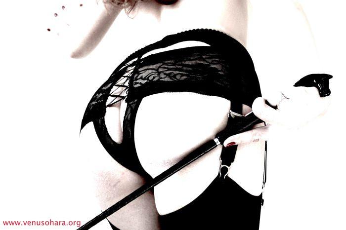 Retro Suspender-belt Venus O'Hara
