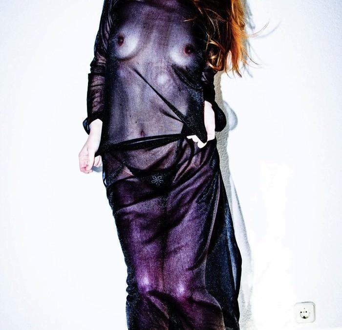 See Through Clothing Fetish – Venus O'Hara