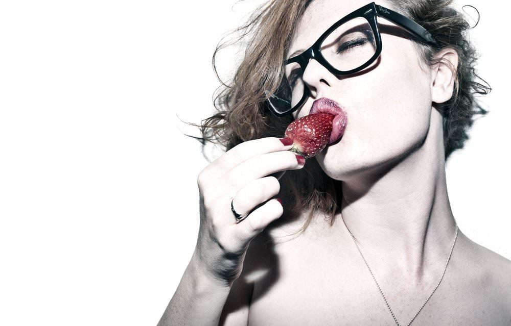 Strawberry Sex - Venus O'Hara