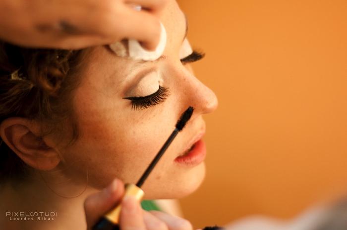 Fetiche de maquillaje