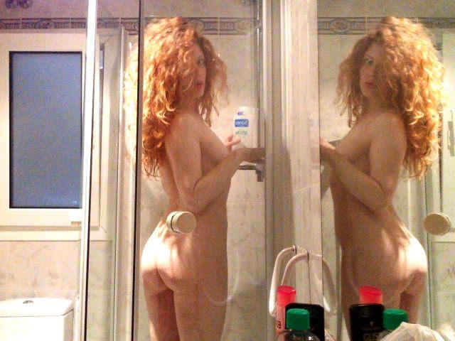 venus o'hara nude selfie